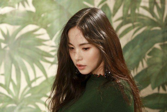 Min Hyo Rin Poses for 1st Look Magazine | Koogle TV