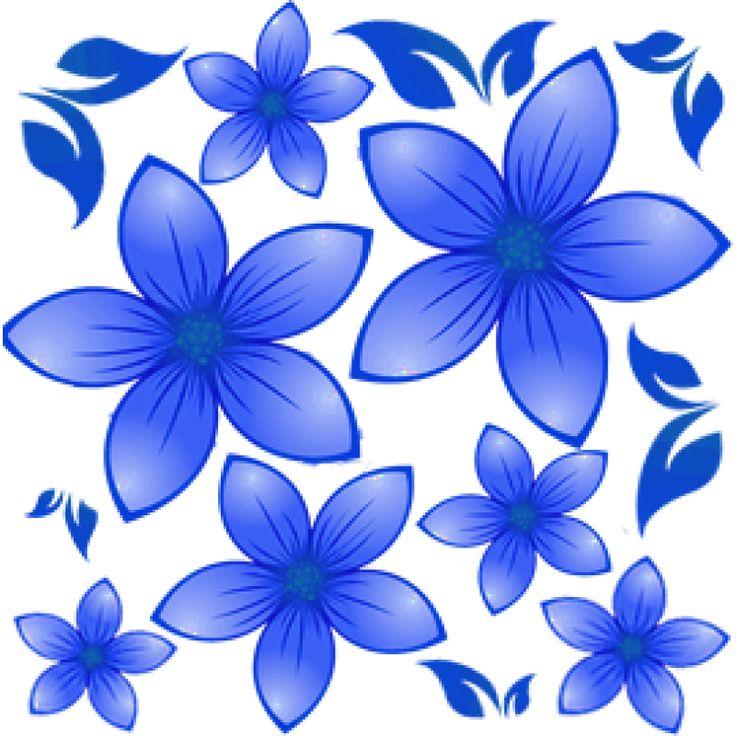 Virág mintás autómatrica, 10 féle színben