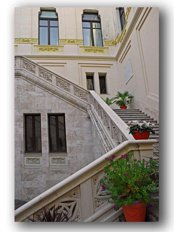 City Hall, Cagliari, Italy Copyright: Gianfranco Calzarano