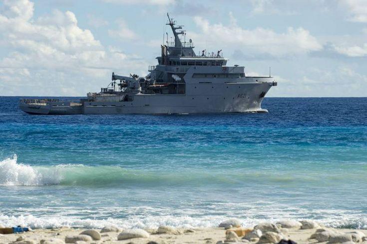 Le bâtiment multi-missions (B2M) D'Entrecasteaux a été admis au service actif…