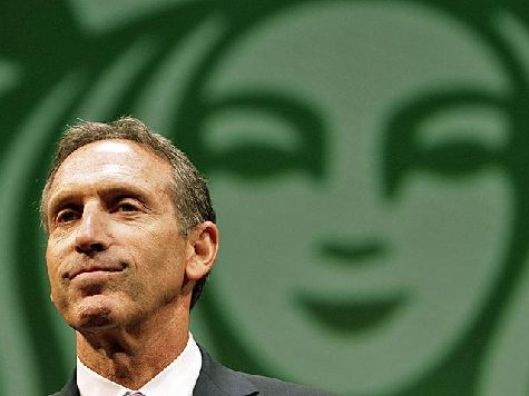 Christian Group: Sell Starbucks Stock Because of Same-Sex Marriage Support