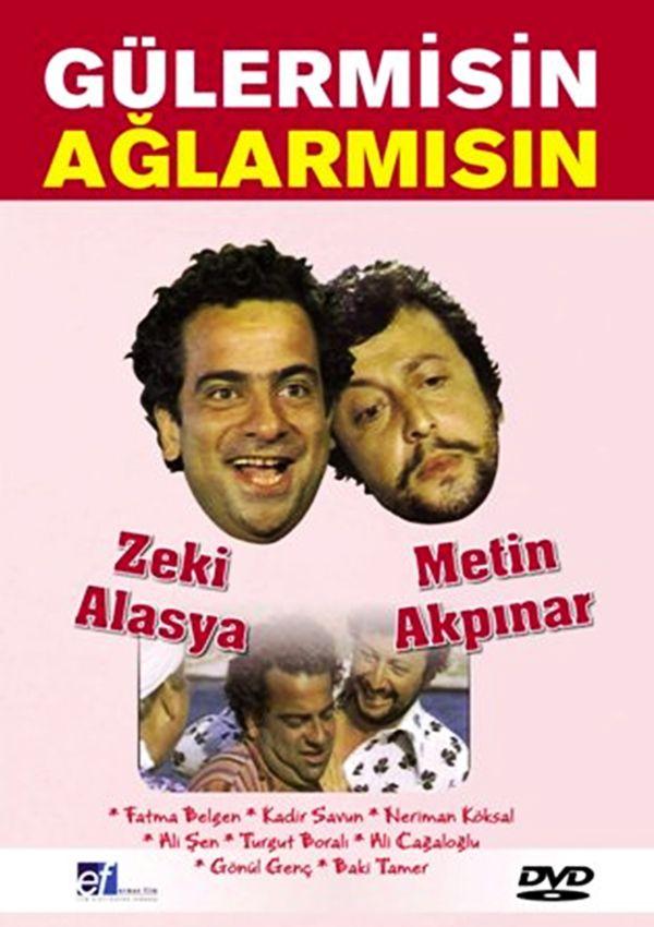 Gülermisin Ağlarmısın - Zeki Alasya / Metin Akpinar