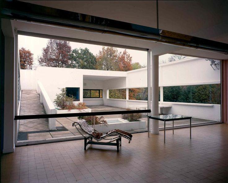 8 best villa savoye images on pinterest le corbusier for Architecture petite villa
