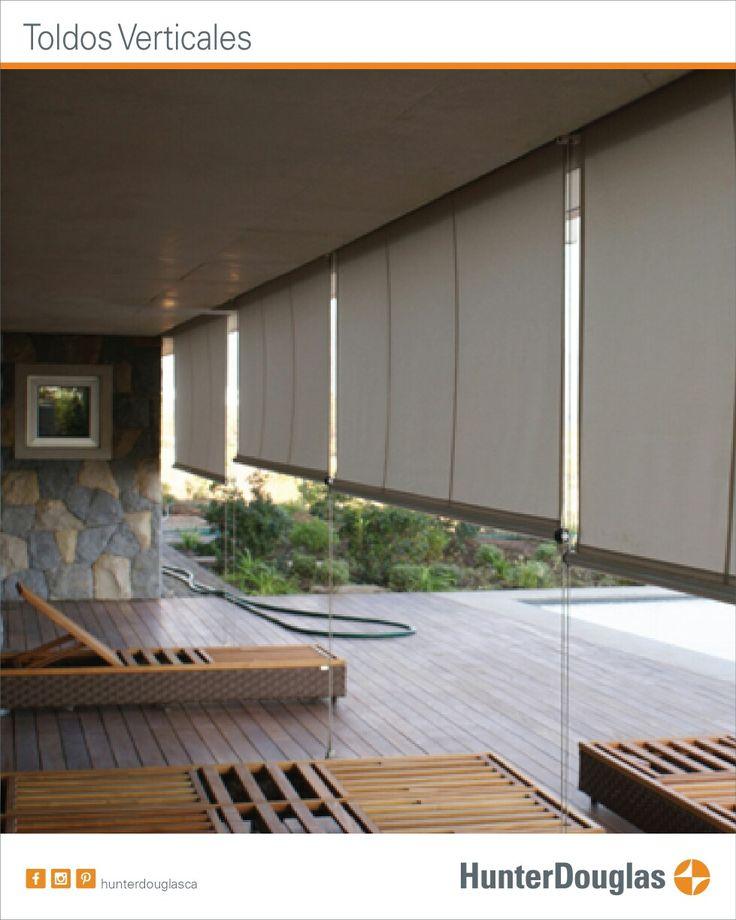 53 best toldos images on pinterest decks interiors and for Toldos para terrazas