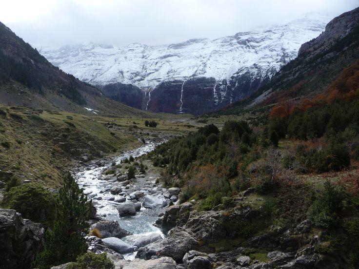 Valle de La Larri. Sobrarbe. Pirineos
