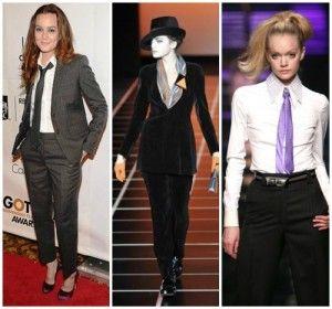 Stile androgino: come portare i pantaloni con classe.