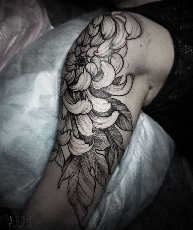 Best 25 Japanese Flower Tattoo Ideas On Pinterest: Best 25+ Chrysanthemum Tattoo Ideas On Pinterest