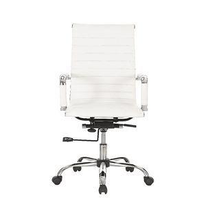 Franklin Medium Back Executive Chair White