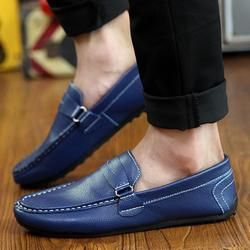 Japan Bonsai With Zen Mens Fashion Walking Quick Drying Slip-On Loafer Shoes
