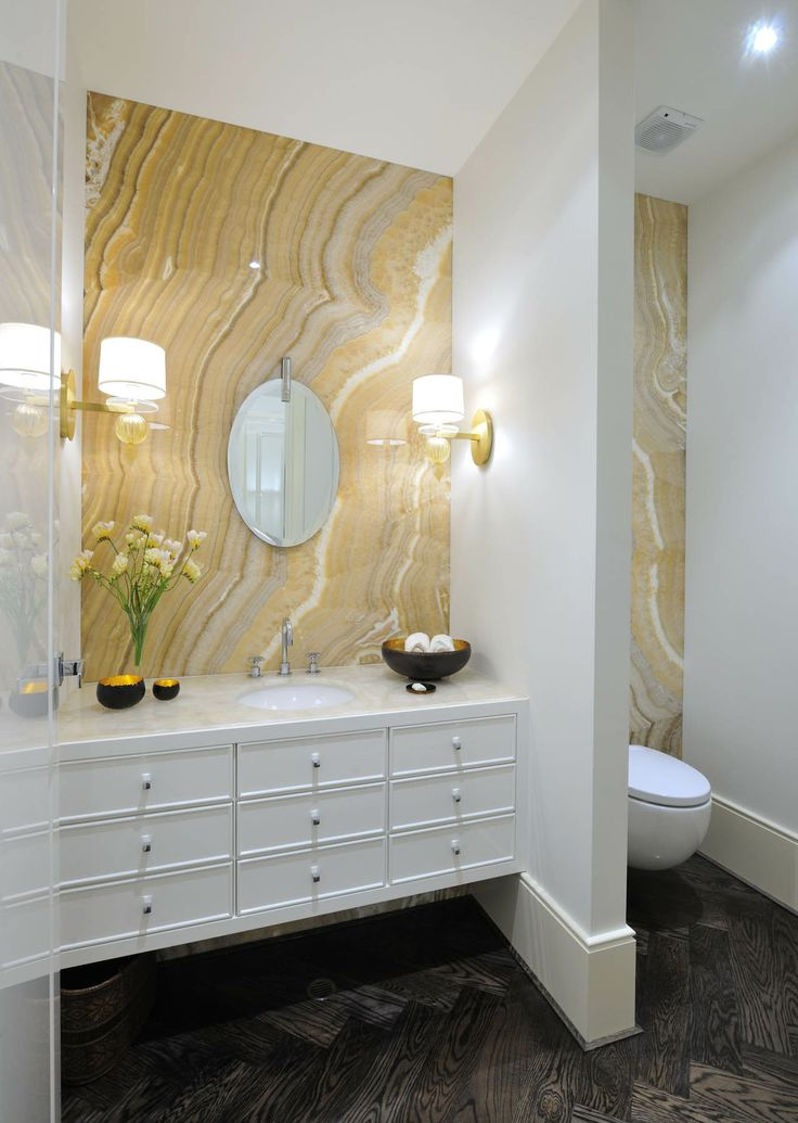 Onyx Wall Panels In The Bathroom Toorak Apex Stone