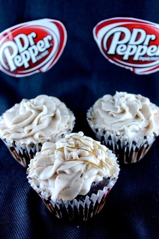 For my Suzie! Dr Pepper cupcakes, with Dr Pepper reduction in the icing!  An alternate idea: http://iambaker.net/dr-pepper-cake-pioneer-woman-cooks-giveaway/
