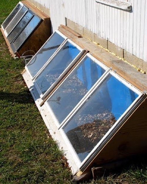 Cold frames can really extend you're #growingseason and help you start things off early for #spring Look easy enough to #build  #homefarmideas #coldframe #chicken #chickens #farm #gardening #farms #farmers #farming #farmlife #garden #gardens #gardening #gardeners #mygarden #organic #organicfood #organicgardening #organics #grow #growth #growing #homestead #homesteading #livestock #plant