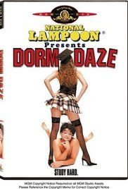 Watch Dorm Daze Unrated Online. Set during a crazy afternoon in the lives of a dozen college students at a co-ed dorm that starts with the arrival of two very different women with the same name of Dominique.