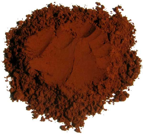 pigment terre naturelle colorante italienne rouge ditalie italian red - Terre Colorante