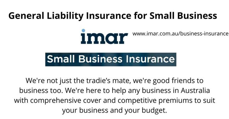 General liability insurance for small business in 2020