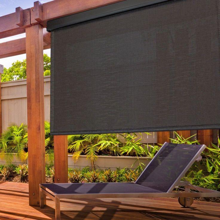 27 Awesome Sun Deck Designs: Outdoor Shade, Solar Shades