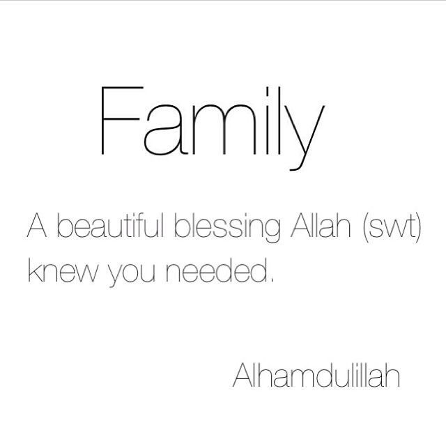 139 best images about Family life on Pinterest   Beautiful ... Muslim Family Life Quotes