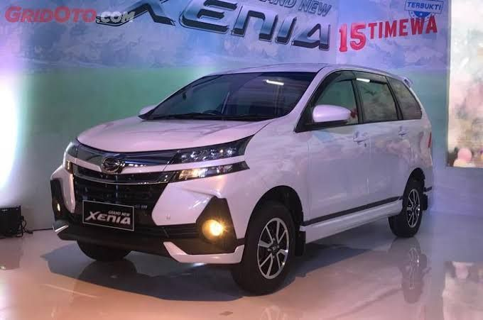 Penjualan Daihatsu Xenia Mengalami Penurunan Sebab Pabrik Over Kapasitas Daihatsu Kendaraan Toyota