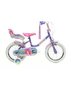 Sunbeam Mermaid 14 inch Bike - Girls'.