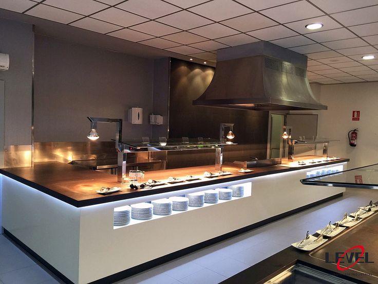 Hotel Don Carlos RH (Peñiscola) Buffets + Show cooking #maquinaria #hosteleria #servicios #benidorm #Peñiscola #Mediterraneo #buffets #showcooking #hotelesrh