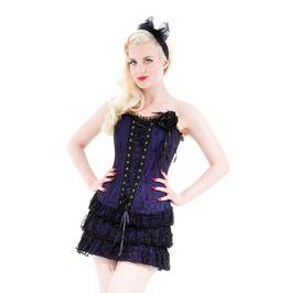 purple corset dress  edgy dress dresses womens dresses