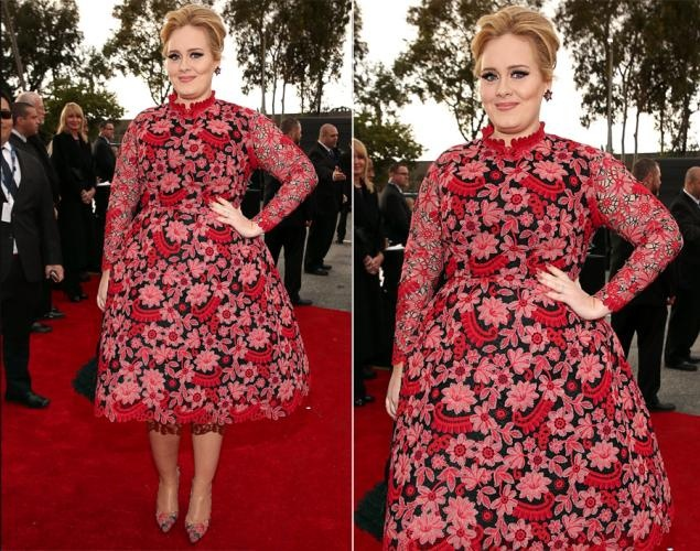 p 	Adele has the new mom glow! The singer confessed shes been out of the loop because of raising her son./p