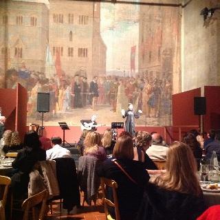 Citta' Slow Dinner Jazz in Todi