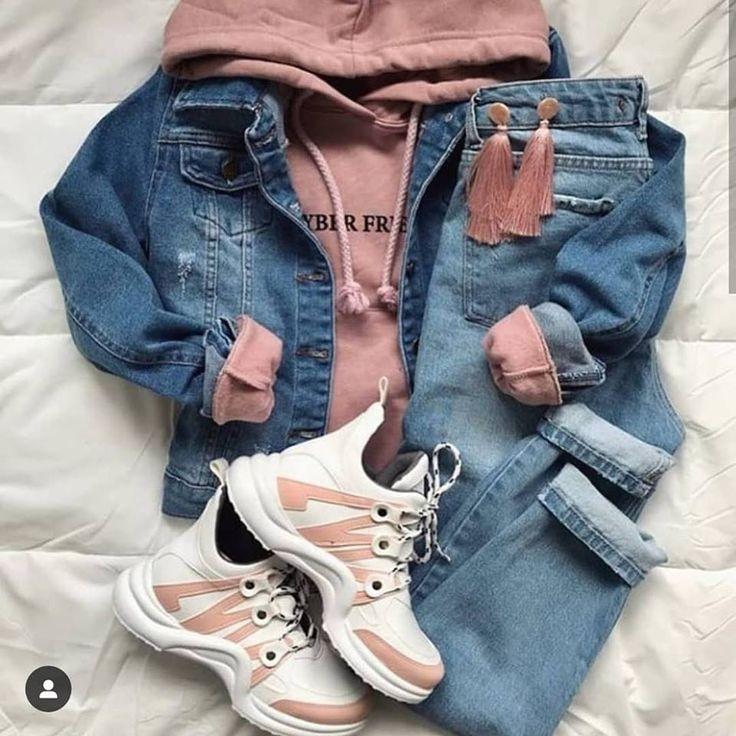 Schuloutfit-Ideen für den Alltag – Just Trendy Girls: – #alltag #Den #fuer #Girls #SchuloutfitIdeen