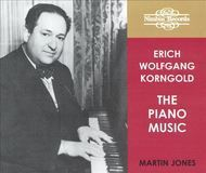 Erich Wolfgang Korngold: The Piano Music [CD], 09836242