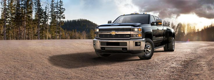 2015 Silverado 3500HD. I would like this truck because when i'm older I want something that can pull my snowmobile and quad trailer.
