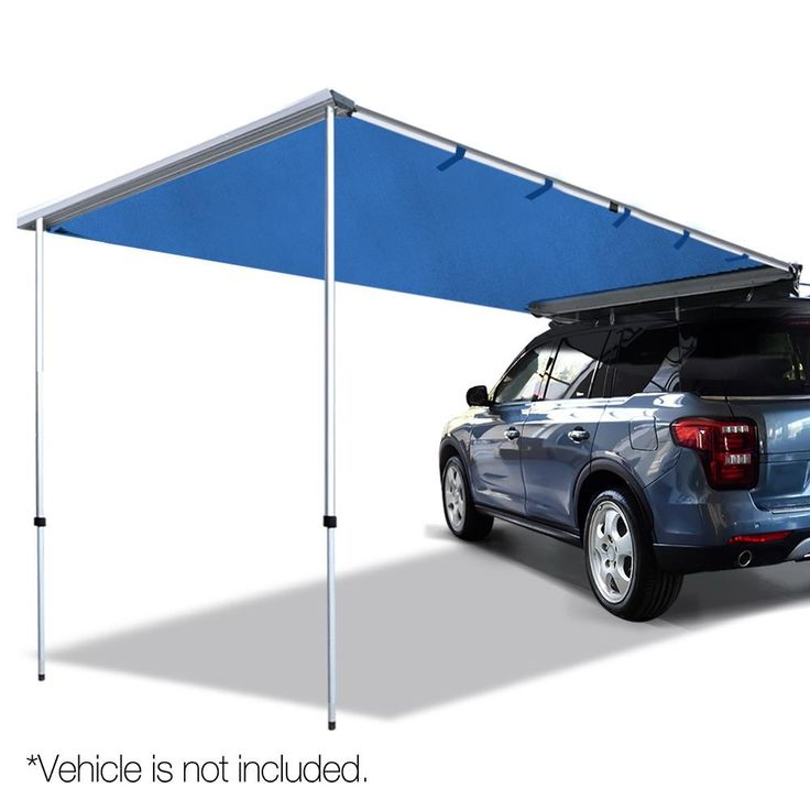 2.5X3M Car Awning Navy  #wevegotample #ampled #buyproductsnow #buyonline #shippedfromaustralia #buynow