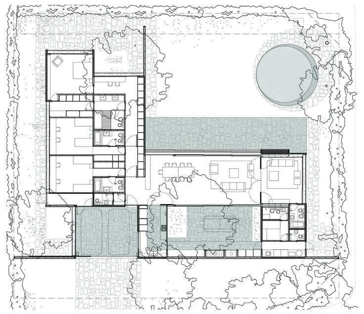 Galería de Casa en San Carlos / Marcelo Del Torto + Torrado Arquitectos - 19