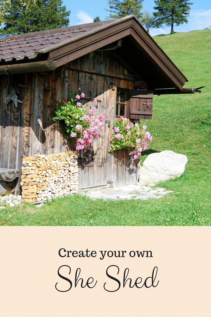 Create your own she shed craft room inspiration for Design your own barn