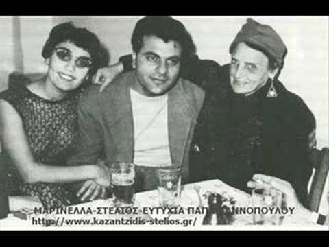 Καζαντζίδης - Στο τραπέζι που τα πίνω