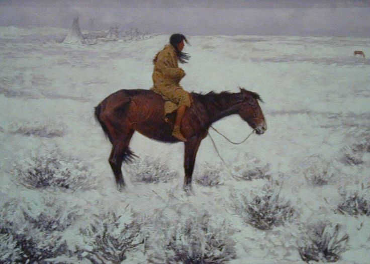 Biography of Frederic Remington