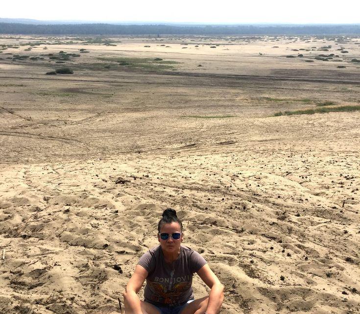Szybki wypad na pustynię / Quick trip to the desert