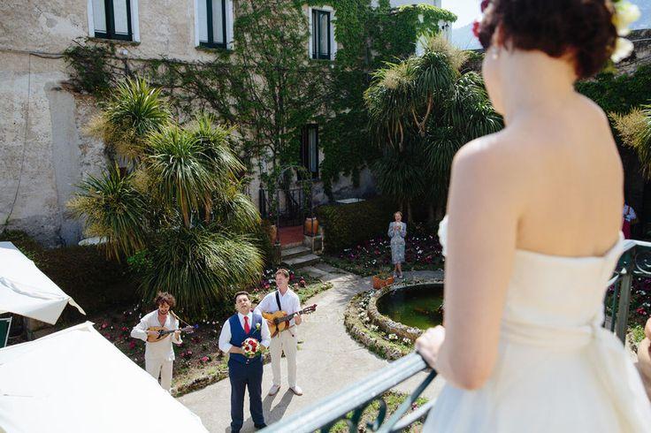 свадьба в италии свадьба в равелло