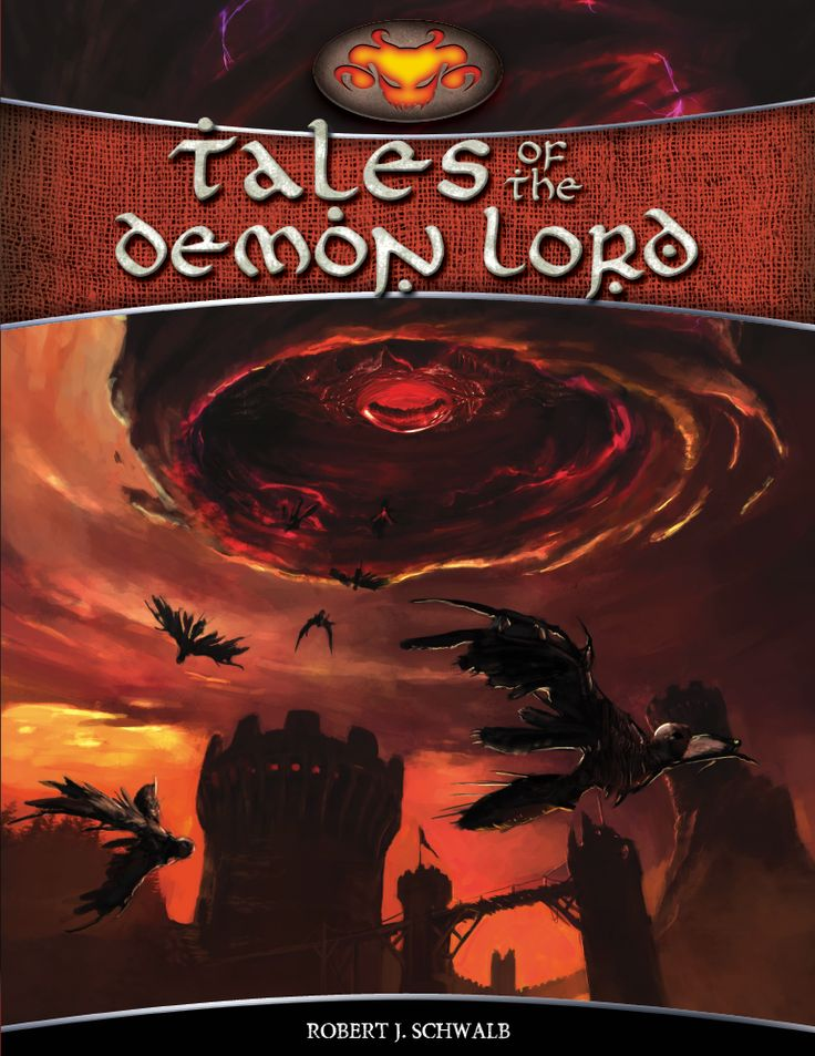 Tales of the Demon Lord - Schwalb Entertainment | DriveThruRPG.com