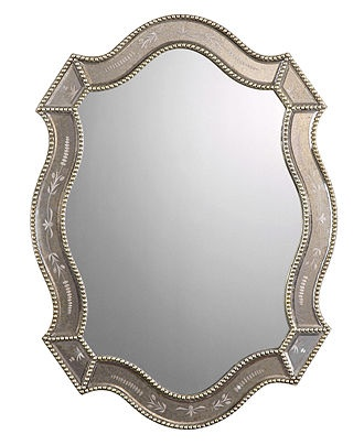 Uttermost Mirror, Felicie 21x28 - Mirrors - for the home - Macy's $185