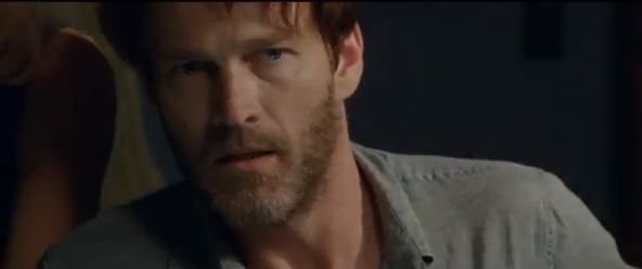 Screen cap of the trailer for Stephen Moyer's Evidence