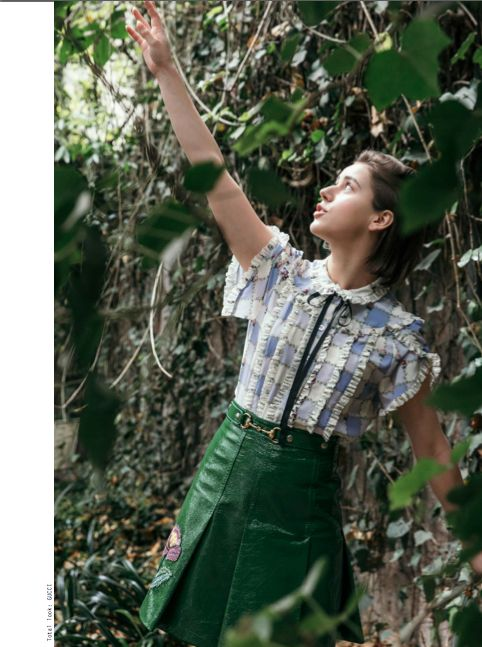 ISSUE 7 | SPRING DREAM | Starring Tessa Ia & Natasha Dupeyron | Shot by: Karla Lisker | Styled by: Tino & Benja | Make Up: Dan Avilán | Hair: Colin Yeo | ‪#‎dnamag7‬ ‪#‎dnamagmx‬