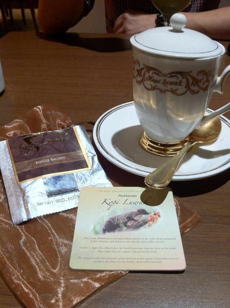 Café kopi luwak, el café más caro del mundo Mason jar