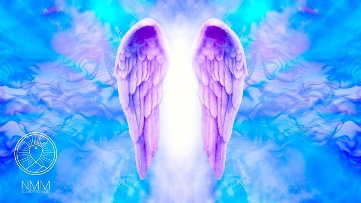 "Reiki Music: ""Angel Whisper"", emotional & physical healing, meditation m..."