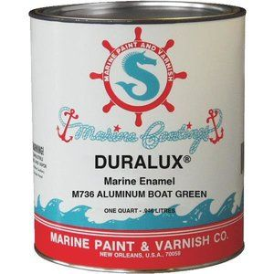 "Check out ""DURALUX Marine Aluminum Boat Paint"" from Zettler Hardware"