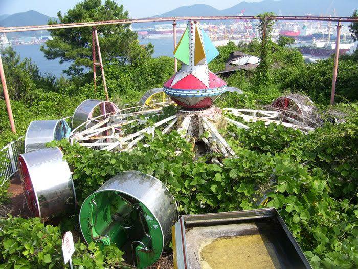 OKPO LAND, SOUTH KOREA amusment park