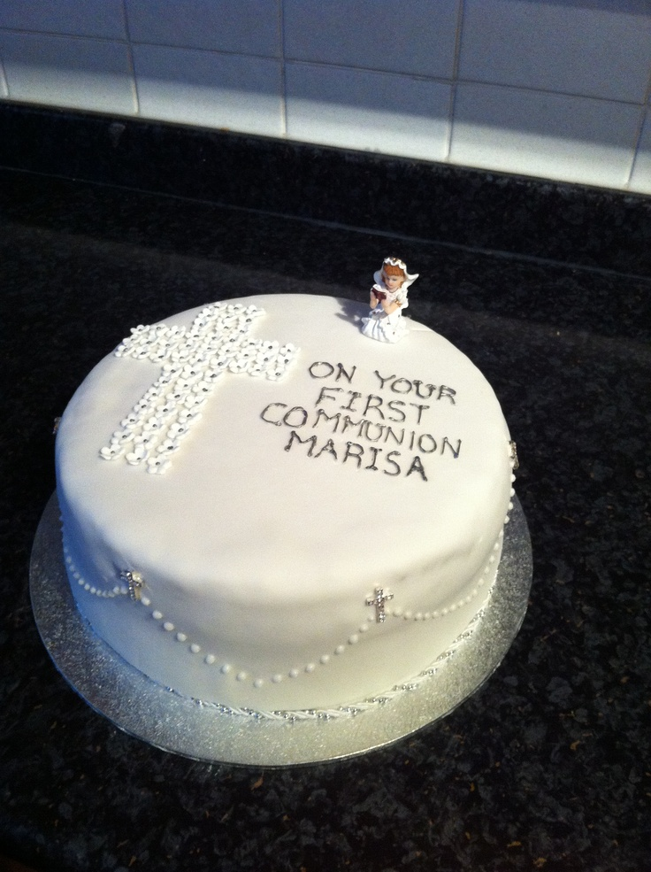 Best religious cakes images on pinterest