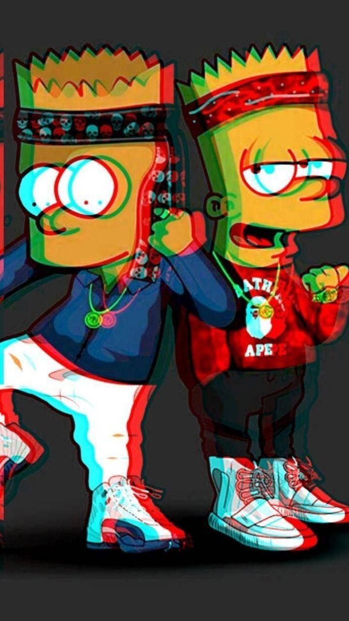 Kryptovalutahandel Bart Simpson