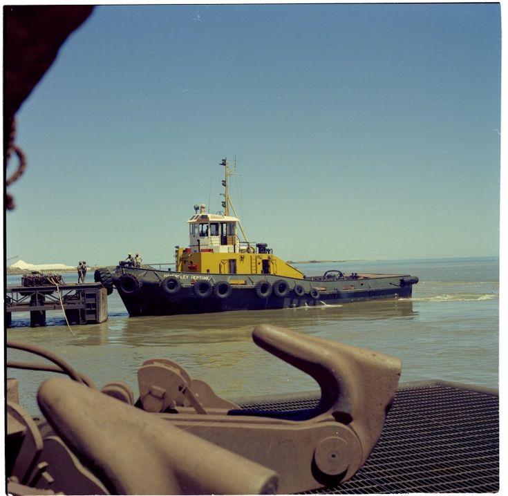 329314PD: Tugboat Hamersley Neptune, ca.1973 http://encore.slwa.wa.gov.au/iii/encore/record/C__Rb5551367