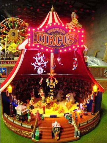 Miniature Carnival Rides Google Search Scale Lemax