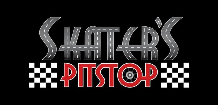 Logo design for Skater's Pitstop, Port Macquarie
